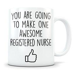 Registered Nurse Graduation Gifts – Future RN Nursing School Graduates – New Nurse P ...