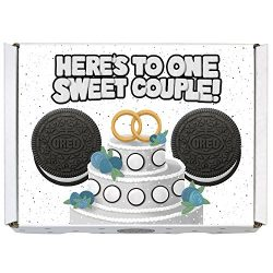 Oreo Gift Boxes – Includes Regular Oreo, Double Stuf and Mini Oreo Cookies (Wedding and Br ...