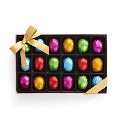 Godiva Chocolatier Assorted Chocolate Foil Eggs Box, Easter Baskets, Easter Gifts for Kids, East ...