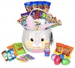 Disney Easter Gift Basket of Chocolate and Candy 36 piece – Premade Easter Basket Delivere ...