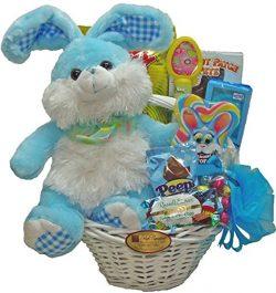 "Delight Expressions""Easter Bunny"" Easter Gift Basket for Kids – Easter Gift Ba ..."