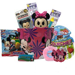 Gift Basket for Kids – Minnie Mouse, DuckTales & Princess Themed Valentines Day, Easte ...