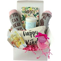 Special Birthday Gift Basket Box for Her- Unique Gift Basket Box for Mom,Wife,Friend,Aunt,Sister ...