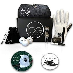 Premium Golf Gifts for Men and Women. Perfect Golf Accessories Gift Set for Birthdays, Father's  ...