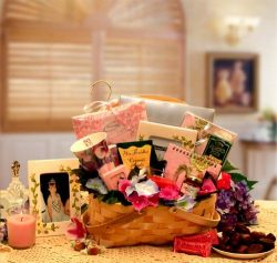 Mothers Day Gift She's So Special Small Mothers Day Gift Basket