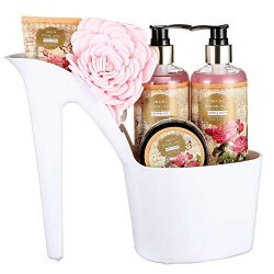 "Large Luxury ""Complete Spa at Home Experience"" Gift Basket by Draizee – #1 Best Gift for Mothers ..."