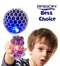 Upgraded Led Anti-Stress Ball – Squishy Light up Ball-Anti Stress Toys – Toys for Ki ...