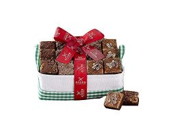 St Patrick's Day Exclusive Acorn Baking Company Chocolate, Peanut Butter and Fudge Nut Bro ...