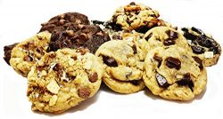 Mother's Day Cookies Assorted Fresh Baked Goods Gift Basket Gourmet Desserts for Delivery Gift B ...