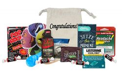 New Job Survival Kit | Congratulations Best Friend Gifts | Comfort Care Package