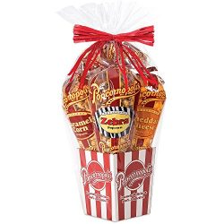 Product of Classic 4-Cone Gourmet Popcorn Gift Basket – Popcorn [Bulk Savings]