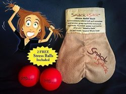 MySack Smack-a-Sack Stress Ball Gag Gift | These Stress Relief Toys for Adults Makes Great Gag G ...