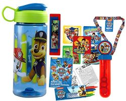 Paw Patrol Kids Fun Sip Favor Cup! Valentines Day Gift, Easter Basket Filler, Stocking Stuffer o ...