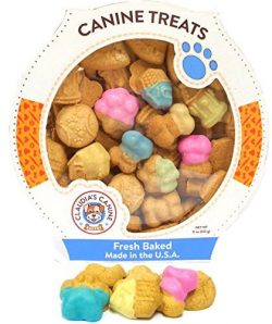Claudia's Canine Bakery – K-9's Favorite Things – Gourmet Peanut Butter  ...