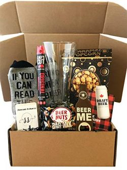 Beer Sets -Glass and Socks – Birthday Gifts – Fathers Day Gifts From Daughter – ...