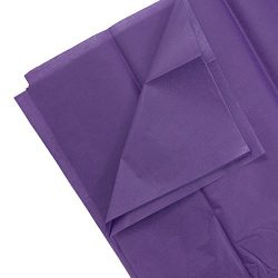 JAM PAPER Tissue Paper – Purple – 10 Sheets/Pack