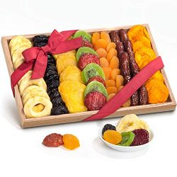 Golden State Fruit Simply Dried Fruit Gift Tray