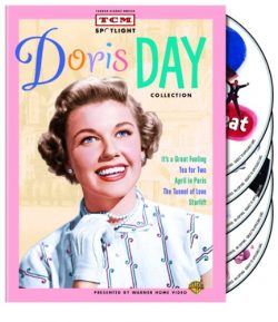 TCM Spotlight: Doris Day Collection (It's a Great Feeling / Tea for Two / April in Paris / ...