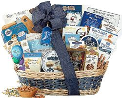 Many Thanks Appreciation Gourmet Gift Basket Thank You By Wine Country Gift Baskets