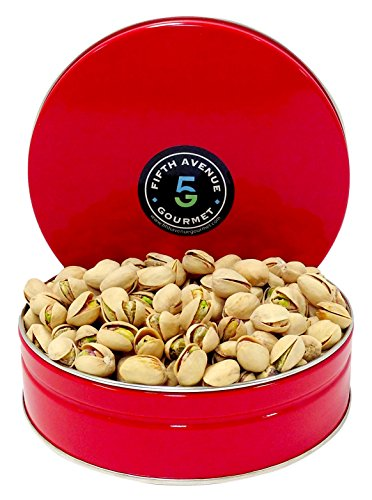 5th Avenue Gourmet Pistachios – 1lb  in a Tin