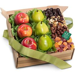 Golden State Fruit Organic Fresh Fruit, Sweets & Treats Gift Box