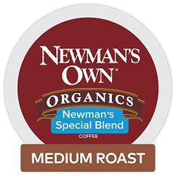 Newman's Own Organics Keurig Single-Serve K-Cup Pods Newman's Special Blend Medium R ...