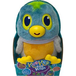 Jay at Play Koo Koo Egg Drops Plush Duck Toy. Includes 3 Egg Drop Surprise Eggs – Perfect  ...