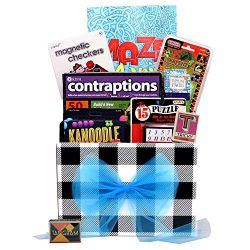 Beyond Bookmarks Brain Buster Puzzles Gift Basket