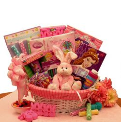 My Little Princess Disney Easter Gift Basket
