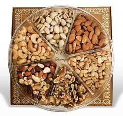 Make all your Festivities and Special Days Worth Cherishing with this Real Treat 6 Section Gourm ...