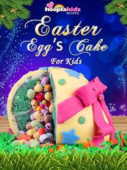 Easter Egg's Cake for Kids