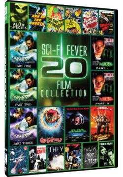 Sci-Fi Fever – 20 Film Collection: The Doomsday Machine – The Infinite Worlds of H.G ...
