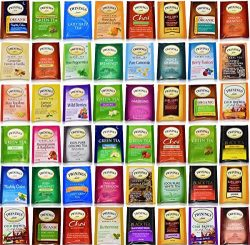 Twinings Tea Bags Sampler Assortment Variety Pack Gift Box – 48 Count – Perfect Vari ...