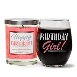 """Birthday Girl"" Birthday Gift Set 