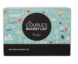The Couple's Bucket List, 100 Fresh Date Night Idea Cards for Couples – The Perfect  ...