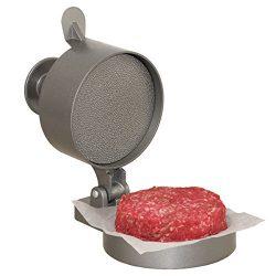 Weston Burger Express Hamburger Press with Patty Ejector (07-0310-W), Makes 4 1/2″ Patties ...