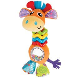 Playgro My First Bead Buddies Giraffe for baby infant toddler children 0181561107, Playgro is En ...
