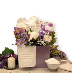 Mothers Day Gift Spa Awakenings Bath & Body Box Mothers Day Spa Gift Basket