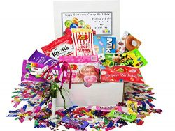 Happy Birthday Candy Gift Box