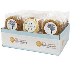 The Providence Cookie Company SYMPATHY WISHES GOURMET COOKIE GIFT choose 1, 2, 3 or 4 Dozen (1 D ...