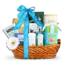 A Basket of Love Spa Gift Basket | Mothers Day Gift Idea