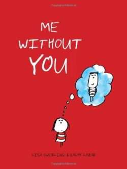 Me Without You (Anniversary Gifts for Her and Him, Long Distance Relationship Gifts, I Miss You  ...