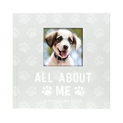 Pearhead Pet Milestone Keepsake, Paw Print Design, Dog Owner Gifts, Cherish Every Memory of Your ...