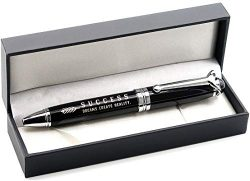 Success Luxury Gift Pen – Engraved Executive Business Pen for Professional Men Women ̵ ...