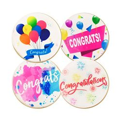 Decorated Cookies – Congratulations Collection – (24pz)