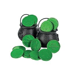 Fun Express – Candy Kettles for St. Patrick's Day – Party Supplies – Con ...