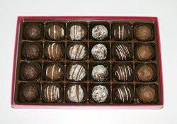 Sugar-free Chocolate Truffles 24 Pieces