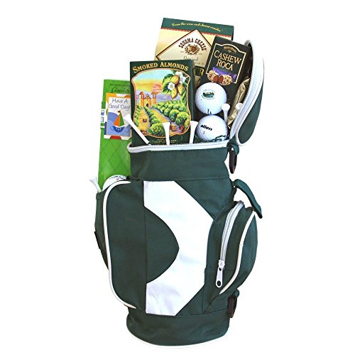 The Irish Caddy St. Patrick's Day Gift Basket for Golfer's