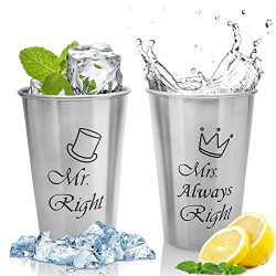 Unbreakable Love,Mr Right and Mrs Always Right Couple Mug, Wedding Gifts for Couple,Bridal Showe ...