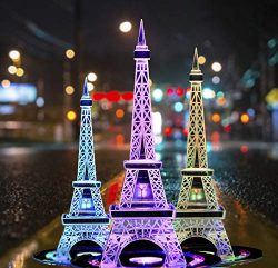 Mylifestyle Crystal Glass Eiffel Tower Birthday/Christmas/Valentine's Day/Graduation Gifts ...